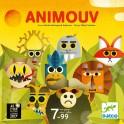 Animouv - juego de mesa para niños