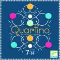 Quartino - juego de mesa para niños