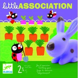 Little Association - juego de mesa para niños