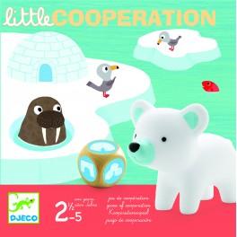 Little Cooperation - juego de mesa para niños