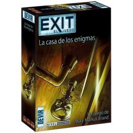 Exit: La Casa de los Enigmas - juego de mesa