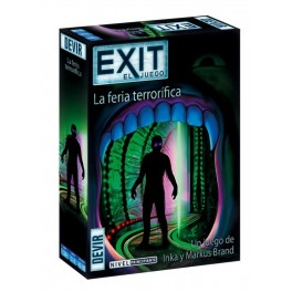 Exit: Feria Terrorifica - juego de mesa