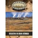Savage Worlds Edicion aventura: Desastre en Gran Atomica