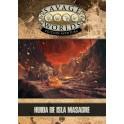 Savage Worlds Edicion aventura: Huida de Isla Masacre - suplemento de rol