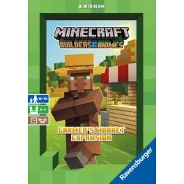 Minecraft el juego de mesa: Farmers Market Expansion (castellano) - expansión juego de mesa