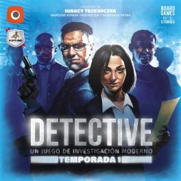 Detective: Temporada 1 - juego de mesa