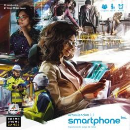 Smartphone Inc: Actualizacion 1.1 (castellano) - expansión juego de mesa