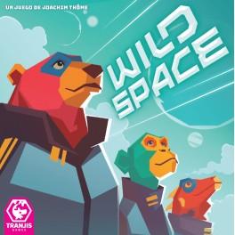 Wild Space - juego de cartas