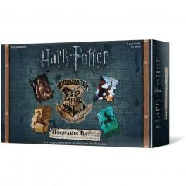 Harry Potter Hogwarts Battle: la Monstruosa Caja de los Monstruos - expansión juego de mesa