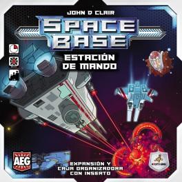Space Base: estacion de mando - expansion juego de mesa
