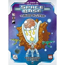 Space Base: The Emergence of Shy Pluto - expansión juego de cartas