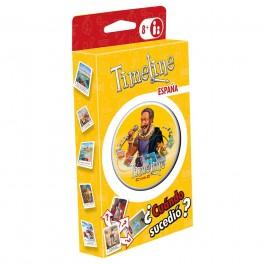 Timeline - España ECO juego de cartas