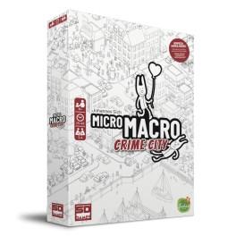 MicroMacro Crime City - juego de mesa