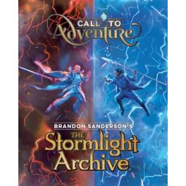 Call to Adventure: The Stormlight Archive - juego de cartas