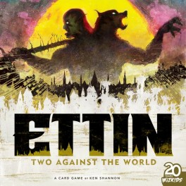 Ettin: Two Against the World - juego de cartas