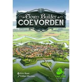 Town Builder: Coevorden - juego de cartas