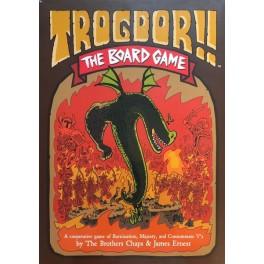 Trogdor: The Board Game - juego de mesa