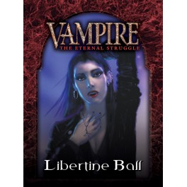 Vampire The Eternal Struggle TCG: Baile Libertino (castellano) - juego de cartas