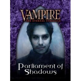 Vampire The Eternal Struggle TCG: Parlamento de las Sombras (castellano) - juego de cartas