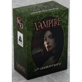 Vampire The Eternal Struggle TCG: 25 Aniversario (castellano) - juego de cartas