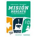 Mision Rescate - juego de cartas