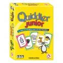 Quiddler Junior - juego de cartas para niños