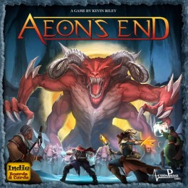 Aeons End (castellano) juego de mesa