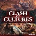 Clash of Cultures: Edicion Monumental (Unidades limitadas) - juego de mesa