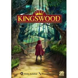 Kingswood - juego de cartas