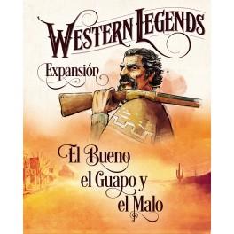 Western Legends: El bueno, el guapo y el malo - expansión juego de mesa