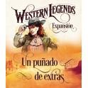 Western Legends: Un Puñado de Extras - expansión juego de mesa