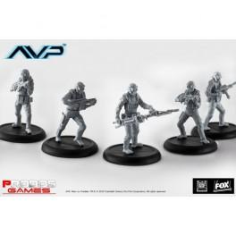 Alien VS Predator: Wayland-Yutani Commandos juego de mesa