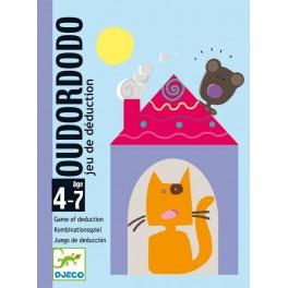 Cartas Oudordodo - juego de cartas