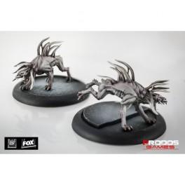 Alien VS Predator: Predators Hellhounds juego de mesa