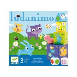 Ludanimo - juego de mesa para niños