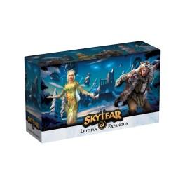Skytear: Liothan - expansión juego de mesa