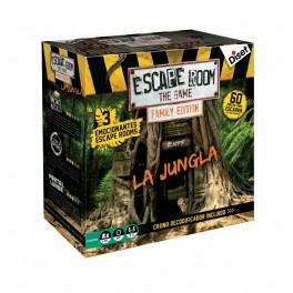 Escape Room The Game Family Edition: La Jungla - juego de mesa
