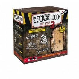 Escape Room The Game 3 - juego de mesa
