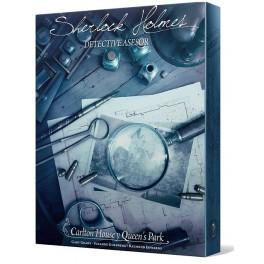 Sherlock Holmes: Carlton House y Queens Park - expansión juego de mesa