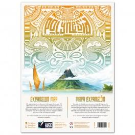 Polynesia: Expansion Mapa - expansión juego de mesa
