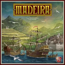 Madeira juego de mesa