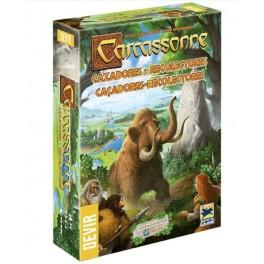 Carcassonne: Cazadores  Y Recolectores - Nueva Edicion juego de mesa