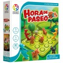 Hora de Paseo - juego de mesa para niños