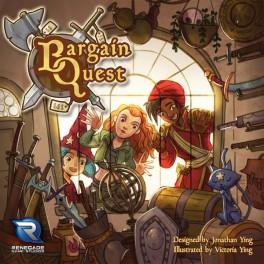 Bargain Quest - juego de cartas