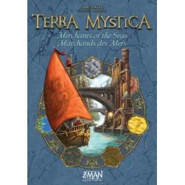 Terra Mystica: Merchants of the Seas - expansión juego de mesa