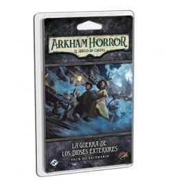Arkham Horror: La guerra de los Dioses Exteriores - expansión juego de mesa