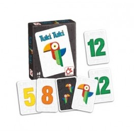 Tuki Tuki - juego de cartas