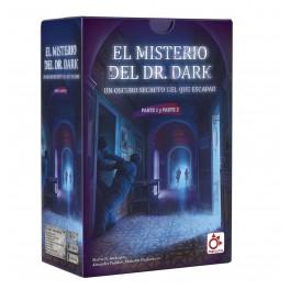 El Misterio del Dr. Dark: Un oscuro secreto del que escapar - juego de mesa