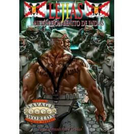Savage Worlds: Lejias - Mision Don Benito de Indias