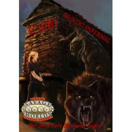 Savage Worlds: El lobo - mundo infernal juego de rol